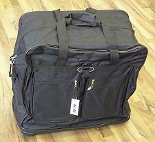 XXL Reisetasche mit 6 Rollen Trolley Jumbo Tasche Reise Koffer Transporttasche