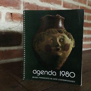 Museo Paraguayo of Arte Contemporaneo Agenda 1980