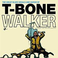Walker, T-BoneGreat Blues Vocals & Guitar of + 4 Bonus Tracks.