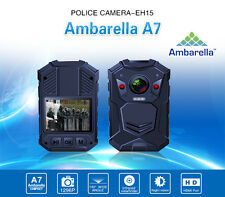 EH150 Police Worn 1296P Extreme GPS IR Body Camera 64GB