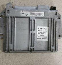 Calculateur Sagem SAFIR 2 35 Pins Renault 1.2I 7700114699 !!SANS ANTIDEMARRAGE!!