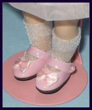 PINK Patent Mary Jane Doll SHOES fit 5.5 inch MINI GINNY Puki Puki CHELSEA