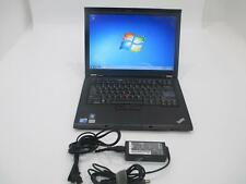 "Lenovo Thinkpad T410S 14"" Notebook i5-M560 2.66GHz 4GB RAM 250GB HD Win 7 Pro"
