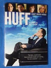 BRAND NEW SEALED Huff Complete 1st Season 4-DVD BoxSet Hank Azarea Oliver Platt