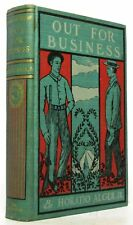 Out for Business or Robert Frost's Career: Horatio Alger Jr, Arthur Winfield