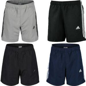 Mens Adidas Shorts Chelsea Sports Gym Casual Running Jogging Short Climalite