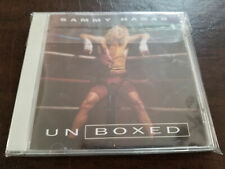 Sammy Hagar: Unboxed CD Japan NEAR MINT disc