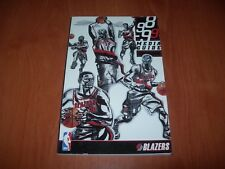 PORTLAND TRAIL BLAZERS 98/99 NBA MEDIA GUIDE