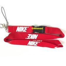 Nike Adidas Jordan Lanyard Detachable Keychain Badge ID Holder Free Shipping !