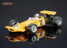 McLaren M7C Cosworth F1 GP Deutschland 1969 Bruce McLaren Spark 1:43, S3133
