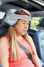 NapUp Ride - Adult Car Seat Head Support Travel Pillow, Supports The Head