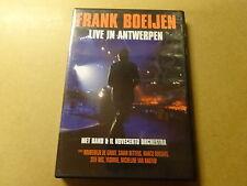 MUSIC DVD / FRANK BOEIJEN: LIVE IN ANTWERPEN