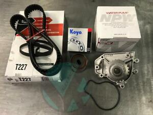 Gates T227 Timing Belt Kit / Combo 99-00 Honda Civic Si /all B16A JDM,US engines