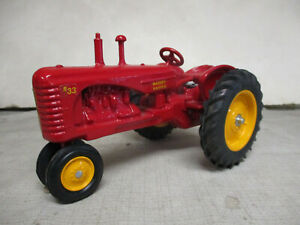 (1991) Scale Models Massey Harris Model 33 Toy Tractor, 1/16 Scale
