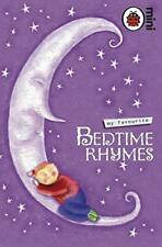 My Favourite Bedtime Rhymes (Ladybird Minis) by Ladybird, Good Used Book (Hardco