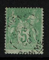 France SC# 67, Used - Lot 061117
