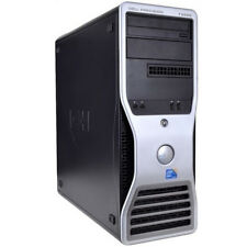 VELOCE DELL COMPUTER CASSA Precision T3500 INTEL XEON W5630@2.53GHz PC 6gb ram