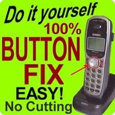 4X Uniden Volume Repair TCX905 TRU9460 TRU9465 TRU9466 TRU9480 TRU9485 TRU9488