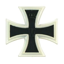 WW1 German 1914 IRON CROSS 1st CLASS - Repro PIN BACK WWI New Insignia
