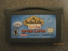 The Suite Life of Zack & Cody: Tipton Capers (Game Boy Advance, 2006) game only