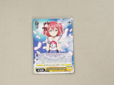 Weiss Schwarz LL Sunshine Aozora Jumping Heart Ruby Kurosawa LSS/W45-E002 RR