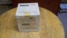 NOS OEM Yamaha Piston  STD YZ125J 1982 Com Moto 5X4-11630-00