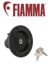 Fiamma Black Lockable Caravan Water Filler