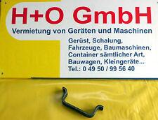 Griff Stützenschloss Müba Ersatzgriff Baustützen Deckenstützen Zubehör