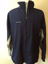 Reebok  Men's Size Extra Large Jacket Full Zip Navy Blue NWOT