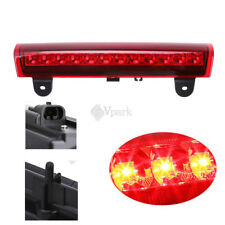 Rear 3rd LED Stop Brake Light Red For Chevy Suburban Tahoe GMC Yukon 2000-2006