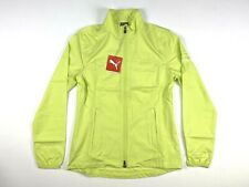 Puma Womens Tech Wind Golf Jacket Sharp Green SZ ( 570549 05 )