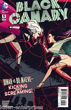 Black Canary #5 Comic Book 2015 - DC