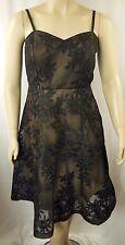 NEW City Chic Sexy Black Strappy Miss Elegant Dress Plus Size XS 14 BNWOT CC880