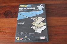 MEMORY MAP  - DEPT 68, 70, 88, 90  ALSACE FRANCHE COMTE / cart. IGN  1/25000 ème