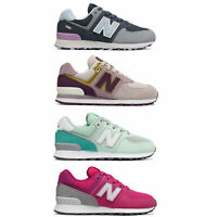 New Balance 574 Mädchen-Sneaker Turnschuhe Schuhe Halbschuhe Sportschuhe