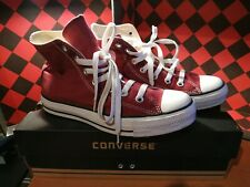CONVERSE Chuck Taylor All Star - Rouge M9613 - Pointure 38
