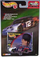 Hot Wheels Racing NASCAR #12 Jeremy Mayfield Mobil Daytona 500 Edition 1999 MOC