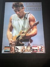 Bruce Springsteen - Complete: Guitar Book Vocal Chords by The Boss - Warner Bros