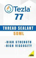 Tezla 77 50ml Thread Lock  Loctite Sealant Adhesive High Strength Thread Glue