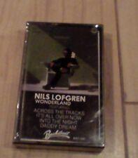 Nil Lofgren - Wonderland - Cassette - SEALED