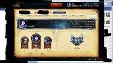 League of Legends NA Diamond 3 High Elo Account