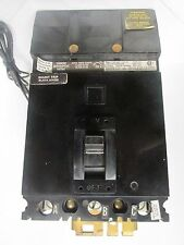 * SQUARE D 50 AMP 3 Pole ich Leitungsschutzschalter mit Shunt Reise FA340501037 VD-64
