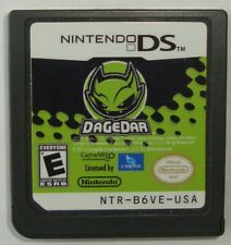 DAGEDAR NINTENDO DS VIDEO GAME WORKING GAME CART ONLY