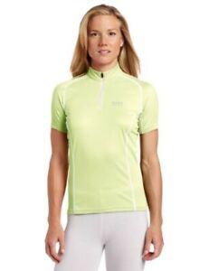 Gore Bike Wear Women's Contest Lady Jersey, Green Tea/White Size: EU 42