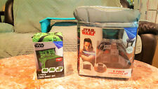 Disney Star Wars 3 Pc Twin Bed Sheets & 2 piece twin/Full comforter, Brand New.