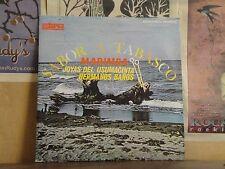 SABOR A TABASCO MARIMBA, JOYAS DEL USUMACINTA HERMANOS BANOS - LP LP-FBU-01