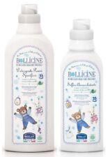 Vêtements Bébé Lessive liquide & Assouplissant Eco bio vegan 33 LDS Bollicine