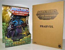 MOTUC,MOTU,Masters of the Universe Classics PRAHVUS NEW Matty Collector Mailer