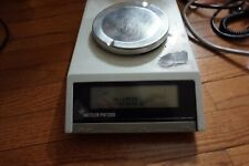 Mettler digital lab scale balance analytical PM1200 PM 1200 g 1 mg lab xznb