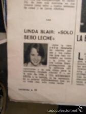 RECORTE LINDA BLAIR